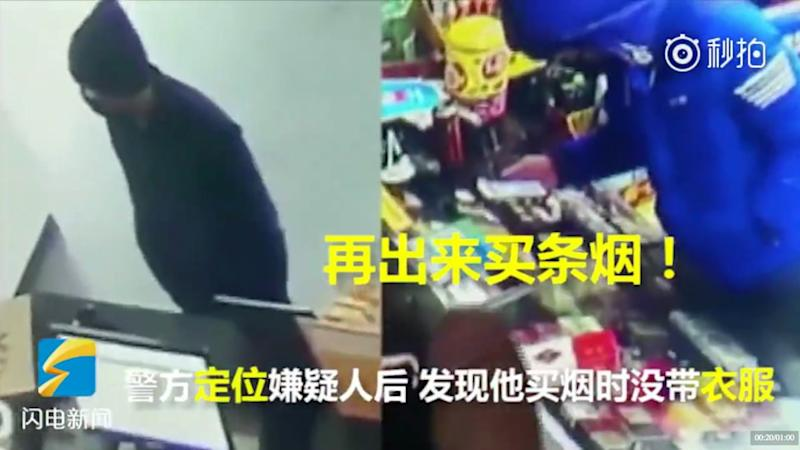 Chinese police arrest tablet thief after his foul-smelling clothes lead them to his door