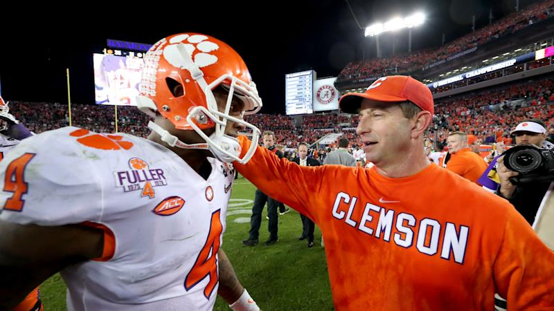 Clemson's QB competition leads six spring game storylines we're watching