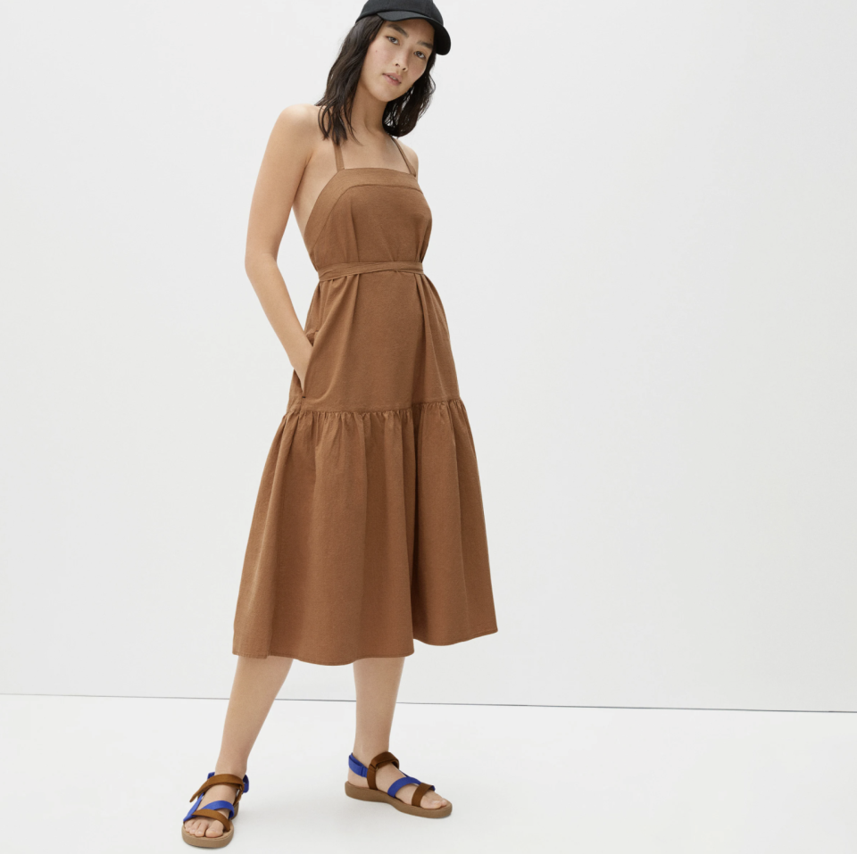 It's flirty, fun, and a little bit sexy too. (Photo: Everlane)