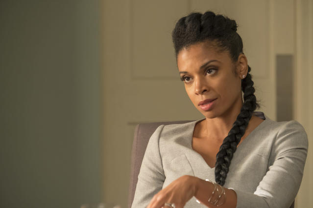 <p>Susan Kelechi Watson as Beth in NBC's <i>This Is Us</i>.<br> (Photo: Ron Batzdorff/NBC) </p>