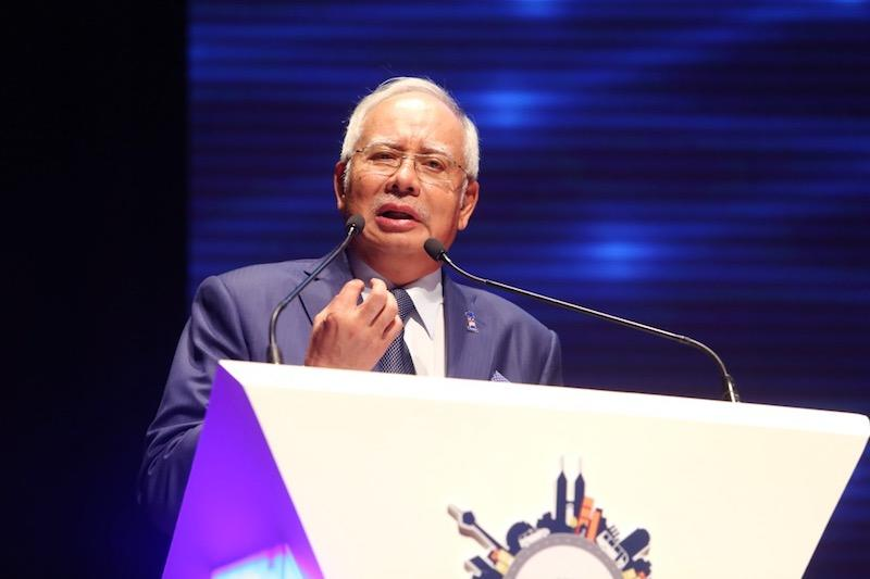 Najib: We made public transport 'cool' again