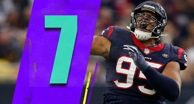 <p>A win would have been better, but a loss Sunday didn't really hurt the Texans too much. They still have a two-game lead in the division and are still in the mix for a first-round bye thanks to the Patriots' crazy loss. (Christian Covington) </p>
