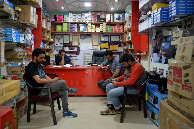 """Authorities in the Kashmir valley this week ordered internet service providers to block 15 social media services for at least one month, saying they were being misused by """"anti-national and anti-social elements"""""""