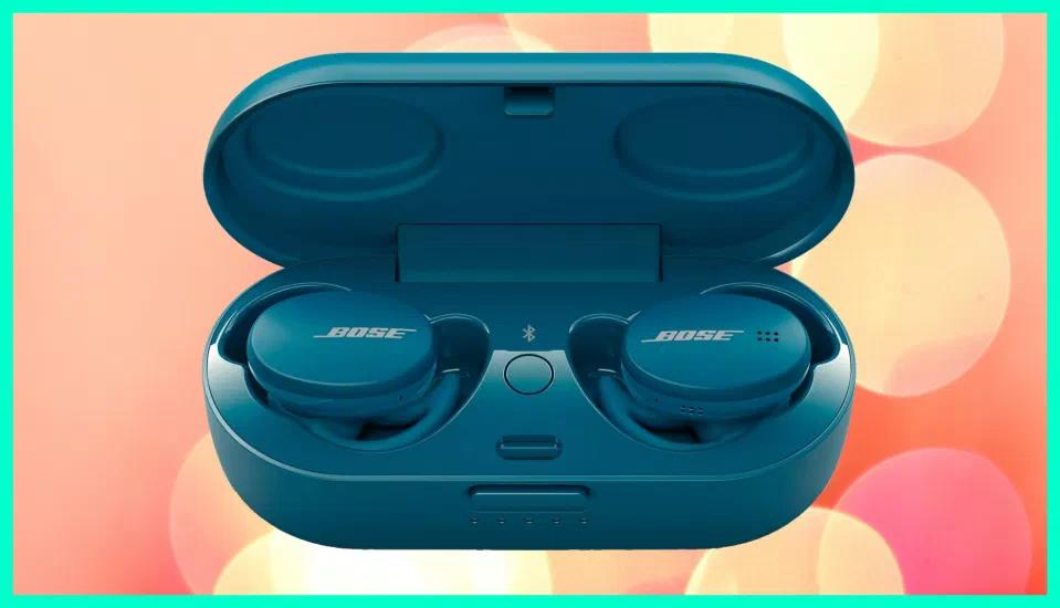 Save $20 on these Bose Sport Truly Wireless Bluetooth Earbuds. (Photo: Bose)