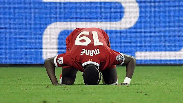 The football world joins muslims in celebrating the end of the holy of the month of Ramadan