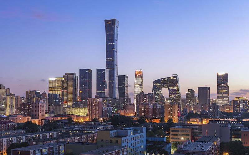 Chinese authorities have notified the WHO about the outbreak in Beijing
