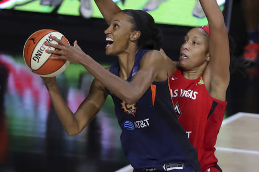Sun earn playoff berth, Seattle back on top of power poll