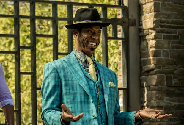 Orlando Jones says he was sacked  by