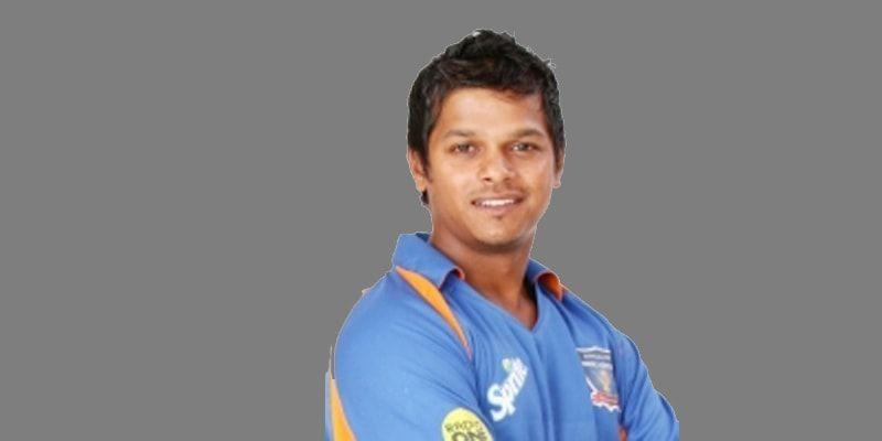 Deepak Chowgle was a part of the Kochi Tuskers Kerala squad in IPL 2011
