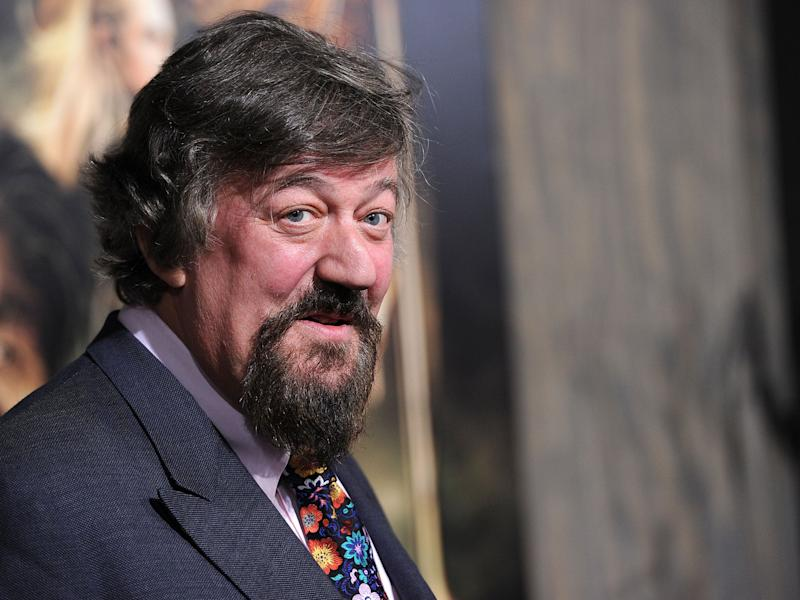 Stephen Fry's memoir, Moab is My Washpot, takes its name from Psalms