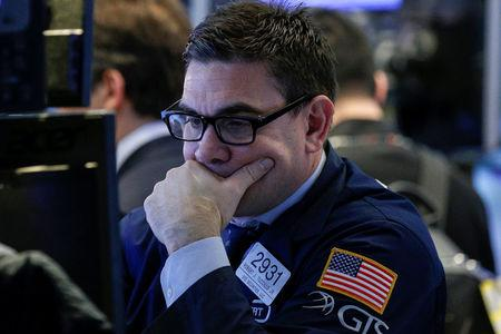 The Dow closed lower on Friday