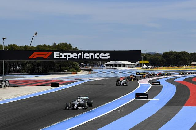 French GP considering big Paul Ricard layout changes