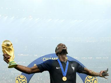 Premier League: FIFA World Cup victory has helped Paul Pogba find momentum, says Manchester United coach Jose Mourinho