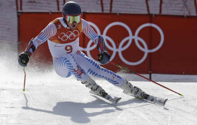 Ted Ligety said he's likely done competing in PyeongChang. (AP)