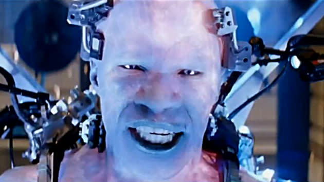 Jamie Foxx as Electro in first teaser trailer