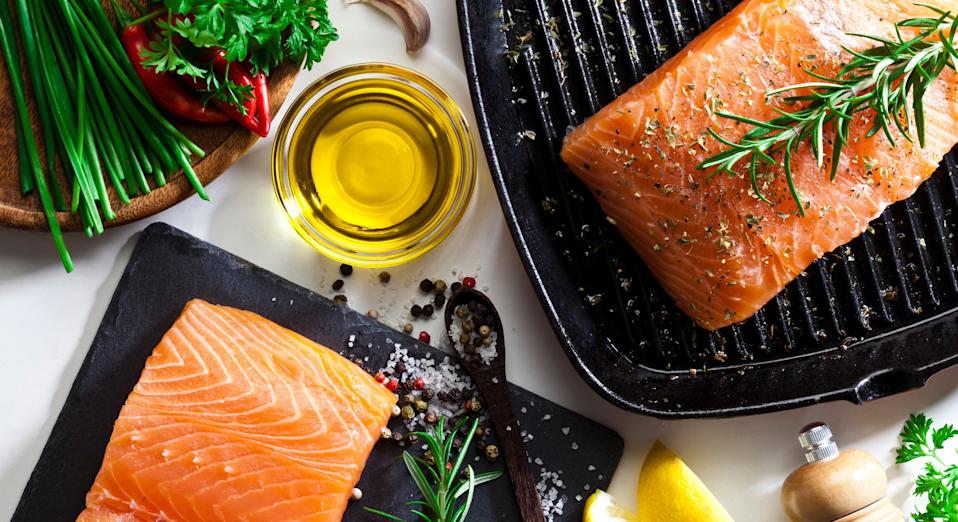 Certain foods from the Mediterranean diet have been singled out as being particularly good for brain health (Getty Images)