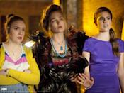 """<div class=""""caption-credit""""> Photo by: HBO</div>GIRLS: An unknown 25-year-old lands her own HBO series and drastically improves your Sunday nights. Lena Dunham gets a lot of credit for """"Girls,"""" but she didn't do it alone."""
