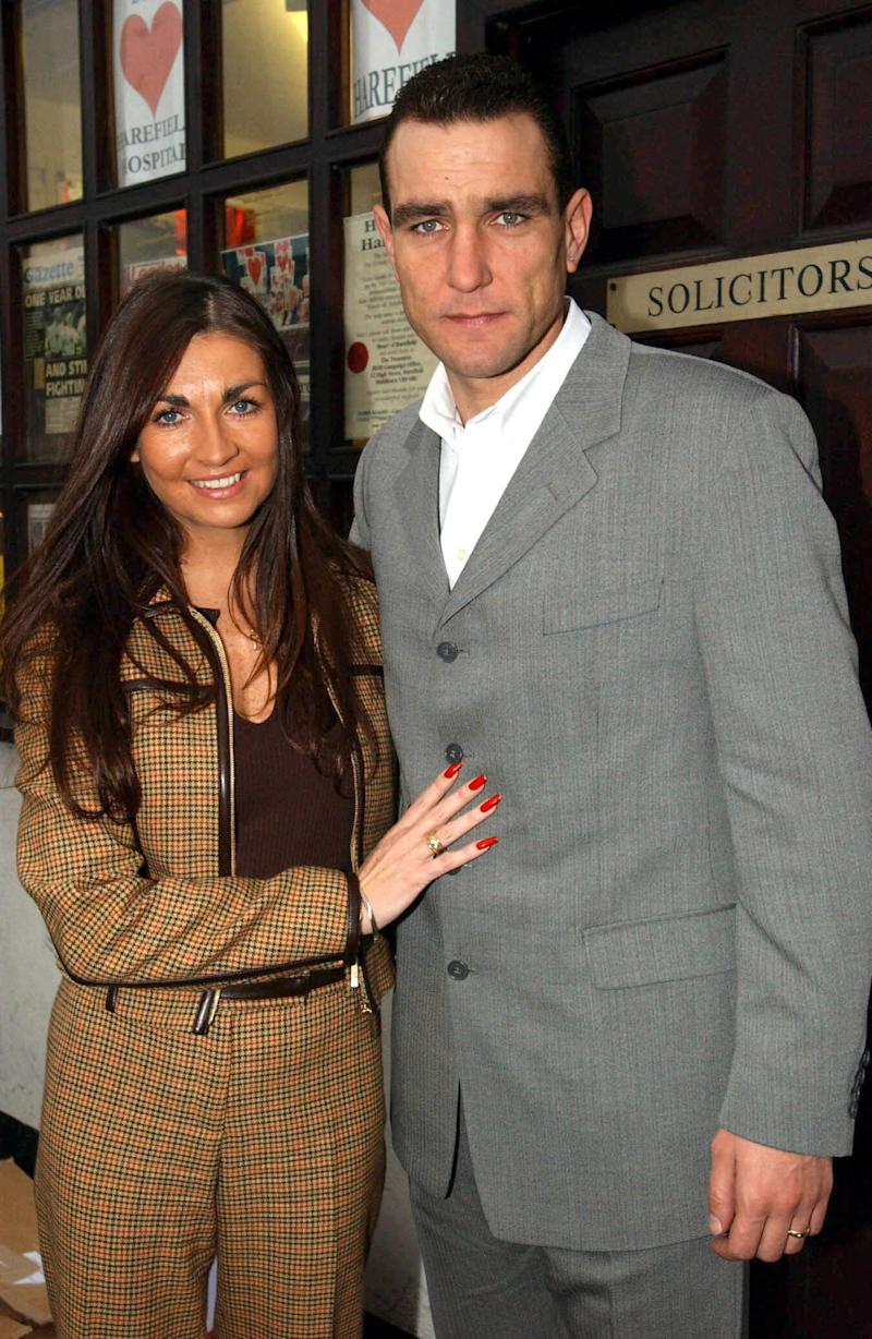 <strong>Tanya Jones (1966-2019)<br /></strong>Tanya was the wife of actor and former footballer Vinnie Jones, and died after a long illness.&nbsp;<strong><br /></strong>