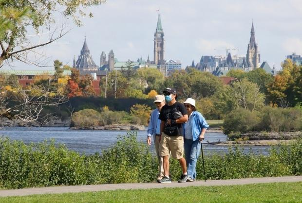 What happens on Parliament Hill can loom in the background of life in the city, but its decisions can also directly affect the people who live, work and explore the area around it. (Patrick Doyle/Canadian Press - image credit)