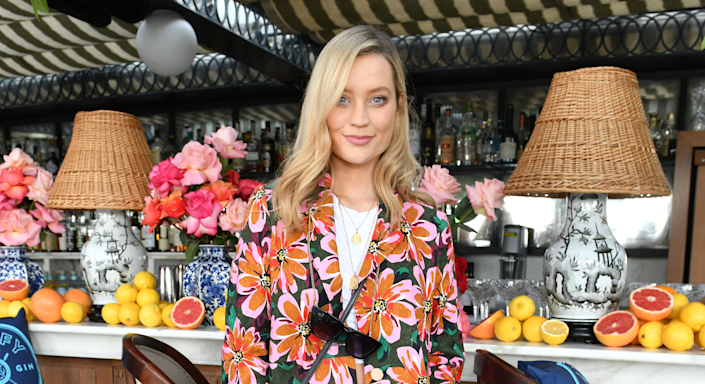 Laura Whitmore gave birth to a daughter earlier this year. (Getty Images)