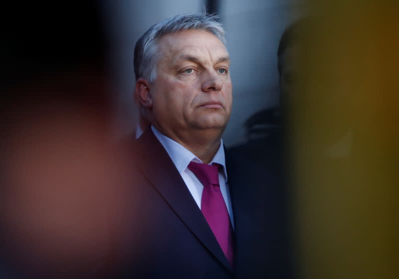 Hungary ruling in Roma segregation case 'unfair' - PM Orban