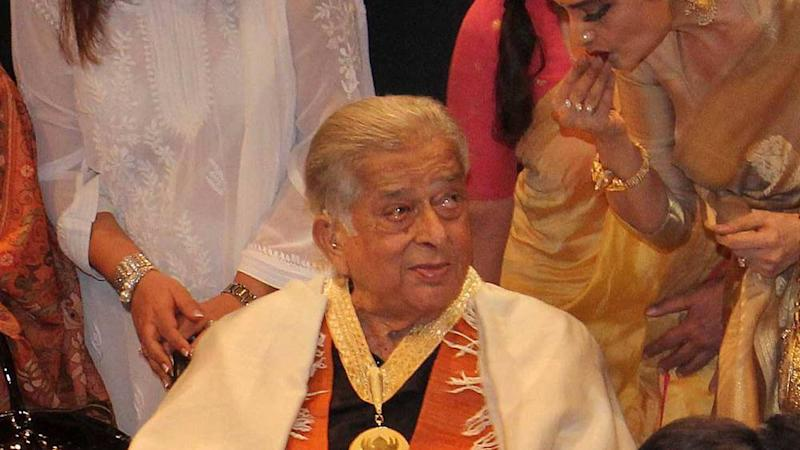 Bollywood-Legende Shashi Kapoor ist tot