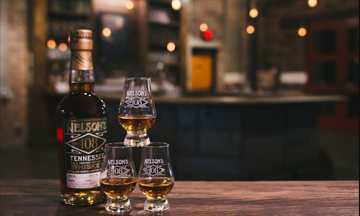 """<b>Photo: Nelson's Green Brier Distillery/<a href=""""https://redirect.hoodline.com/http-tracking-groupoe4315f5e687132541a54?utm_source=all-feed&utm_medium=rss&utm_campaign=stories&pd00=7a41afe9-0faa-4a24-ba0e-fe8fb06dd780&pd01=81024472-a80c-4266-a0e5-a3bf8775daa7&pd02=pl&pd99=246cafee-ba54-4e6e-bf60-0912773e6b7e"""" rel=""""nofollow noopener"""" target=""""_blank"""" data-ylk=""""slk:Groupon"""" class=""""link rapid-noclick-resp"""">Groupon</a></b>"""