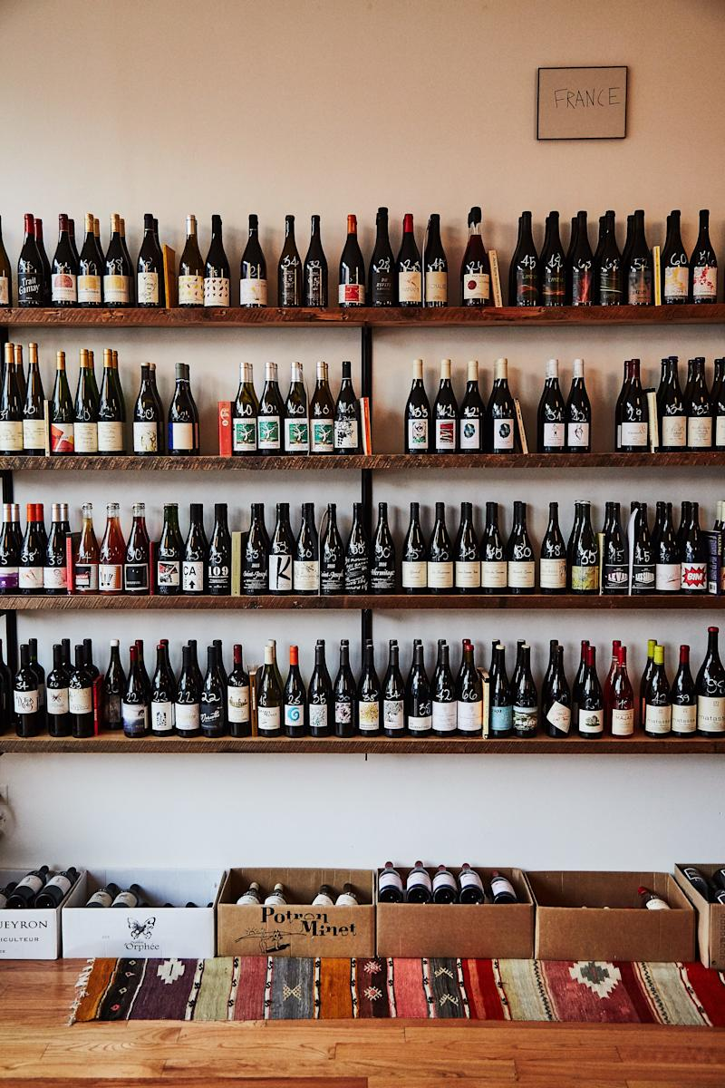 How a Wine Shop Helped Me Make Peace With My Age