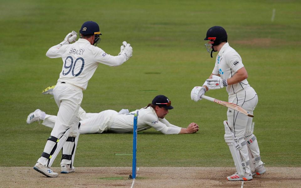 England vs New Zealand, first Test, day five: live score and latest updates - ANDREW COULDRIDGE/Action Images via Reuters