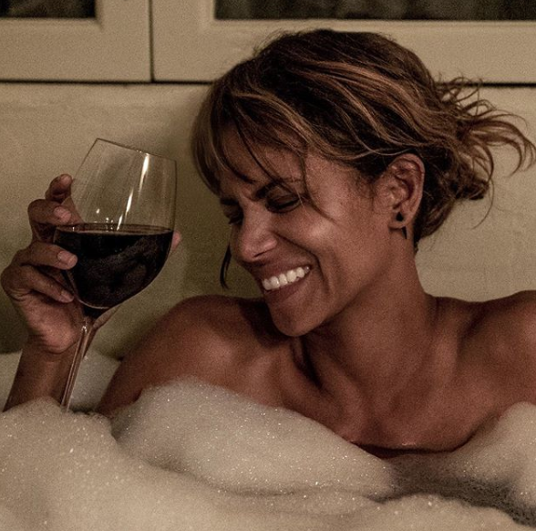 """<p>""""I think cheating is really important,"""" Halle said in one of her <a href=""""https://www.womenshealthmag.com/weight-loss/a27507235/halle-berry-keto-diet-tips-john-wick/"""" rel=""""nofollow noopener"""" target=""""_blank"""" data-ylk=""""slk:#PHITTalks"""" class=""""link rapid-noclick-resp"""">#PHITTalks</a>. """"Sometimes you just have to eat what you want. You have to satisfy that craving, and that's how you can come back better and stronger."""" Case in point: She says she had cake for breakfast on Mother's Day.</p>"""