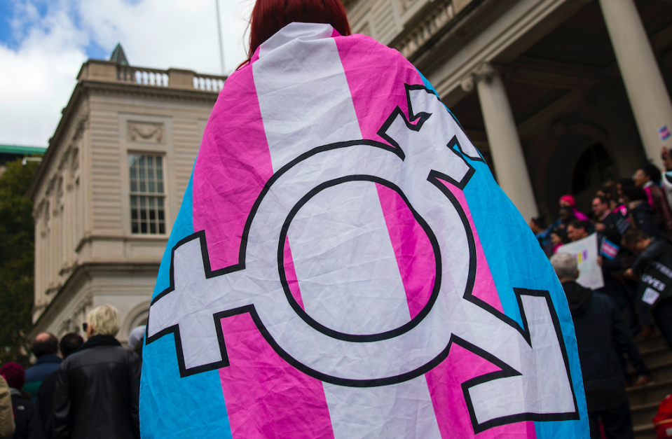 <em>NHS managers are reportedly being trained to not assume the gender of patients (Getty)</em>