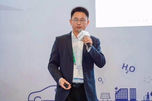 Henry Fu, Project Manager of TUV Rheinland Greater China Industrial Services & Cybersecurity
