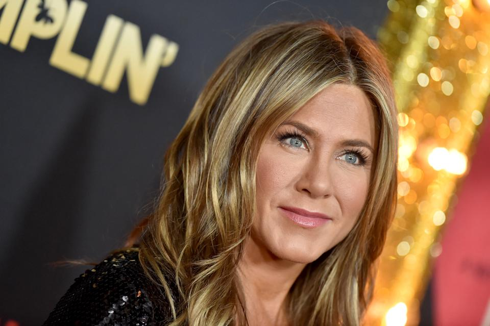 Jennifer Aniston has revealed her beauty secrets and it's more affordable than you think [Photo: Getty Images]