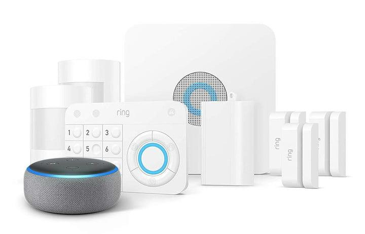 amazon slashes prices on echo ring fire tv and blink devices alarm 8 piece with dot