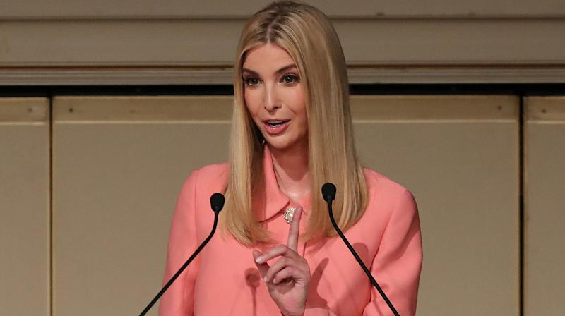 Ivanka Trump's Speech About Sexual Harassment Baffles Everyone