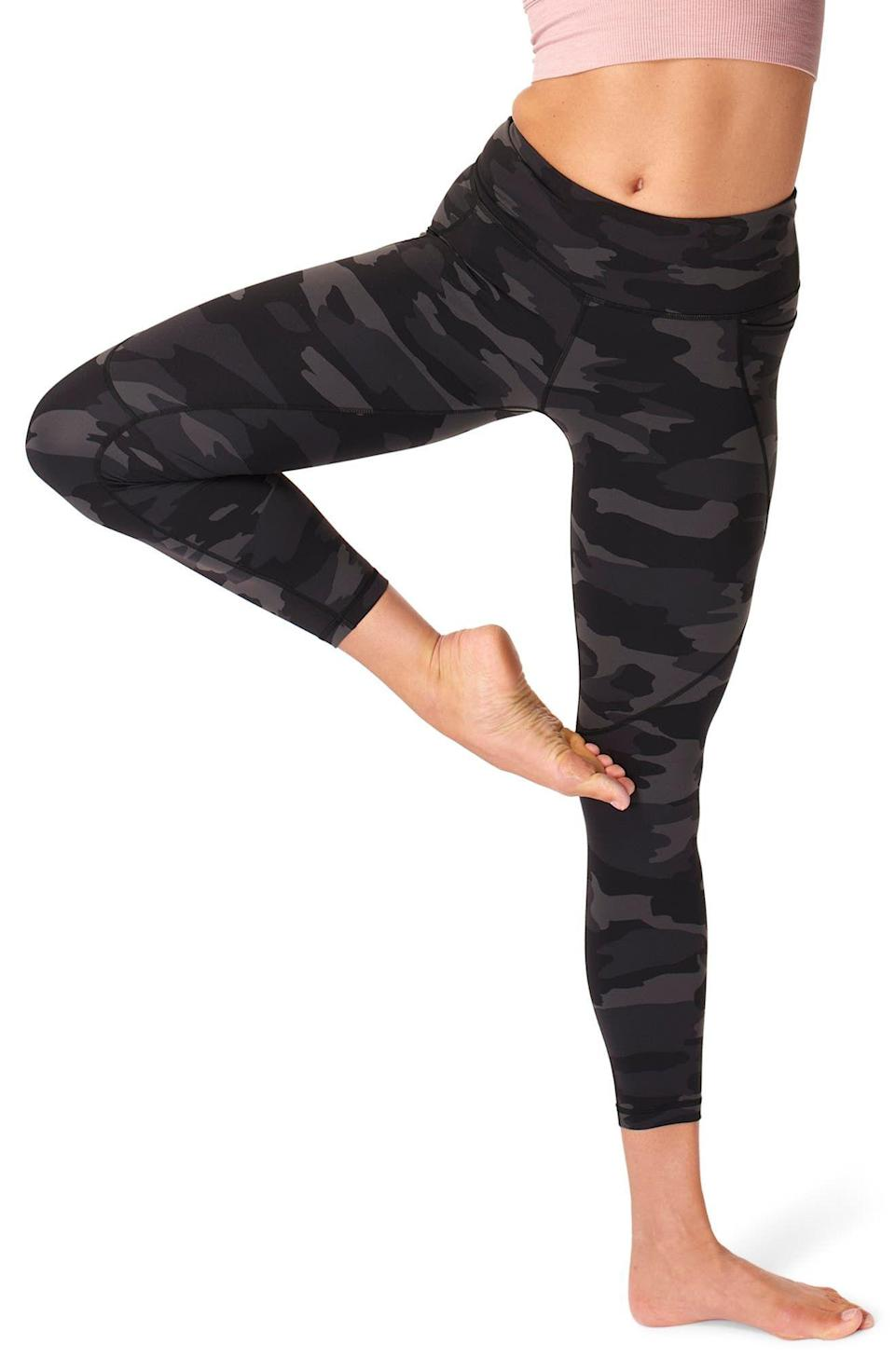 """<p><strong>Sweaty Betty </strong></p><p>Nordstrom</p><p><a href=""""https://go.redirectingat.com?id=74968X1596630&url=https%3A%2F%2Fwww.nordstrom.com%2Fs%2Fsweaty-betty-power-pocket-workout-ankle-leggings%2F5696426&sref=https%3A%2F%2Fwww.marieclaire.com%2Ffashion%2Fg35090742%2Fnordstrom-half-yearly-sale-2020%2F"""" rel=""""nofollow noopener"""" target=""""_blank"""" data-ylk=""""slk:Shop Now"""" class=""""link rapid-noclick-resp"""">Shop Now</a></p><p><strong><del>$100</del> $60 (40% off)</strong></p>"""