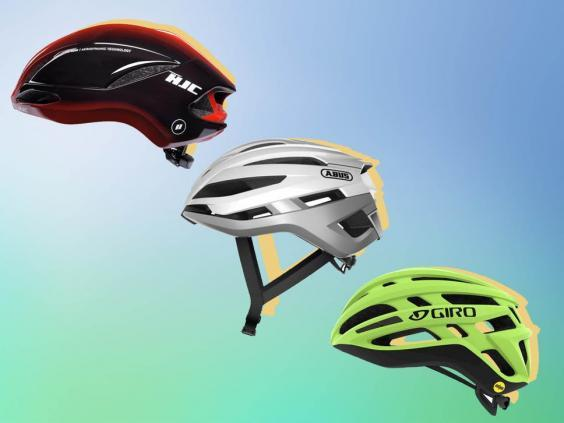 Read our round-up of the best bike helmets to keep you protected while on the road (The Independent/ iStock)