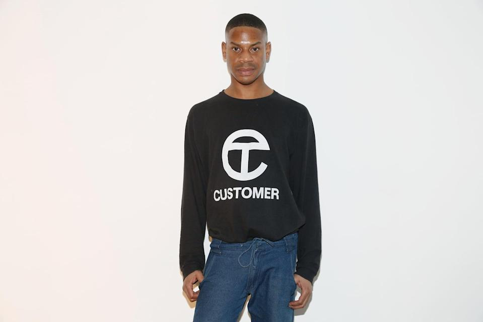 "<p>There's no way you haven't seen Telfar Clemens's coveted bags - which are constantly sold-out and have a cult following. <a href=""https://www.popsugar.com/fashion/photo-gallery/45784442/embed/45791907/Telfar-Clemens"" class=""link rapid-noclick-resp"" rel=""nofollow noopener"" target=""_blank"" data-ylk=""slk:Telfar was started in 2003"">Telfar was started in 2003</a> and its sleek logo bag has been dubbed ""Buschwick's Birkin."" The designer has even teamed up with a <a href=""https://www.popsugar.com/fashion/shop-telfar-ugg-bags-48013770"" class=""link rapid-noclick-resp"" rel=""nofollow noopener"" target=""_blank"" data-ylk=""slk:collaboration with UGG"">collaboration with UGG</a>.</p>"