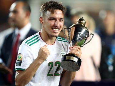 Serie A: AC Milan sign Africa Cup of Nations winner Ismael Bennacer from Empoli on five-year deal