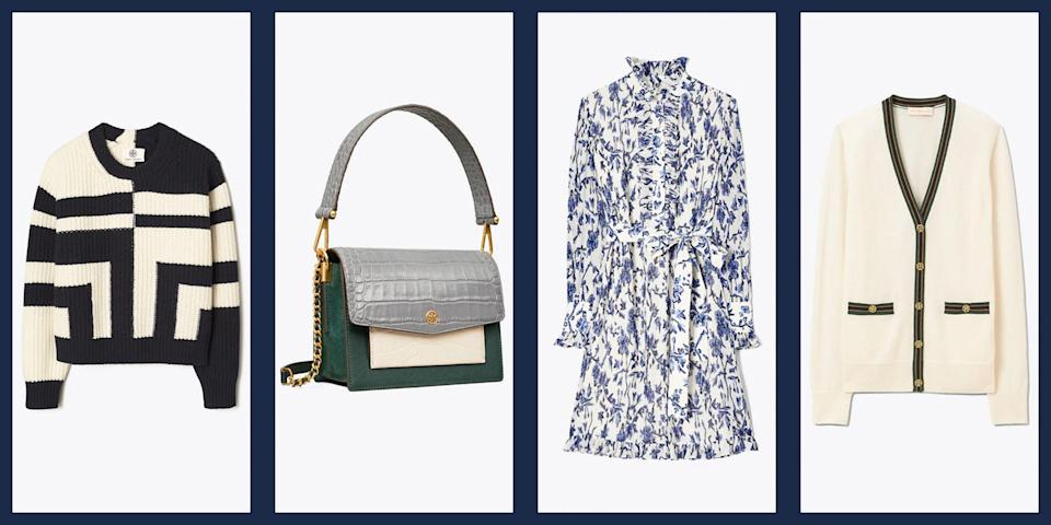 "<p>The temperatures are dropping, fall is in the air, and fashion fans know exactly what that means: time for a <a href=""https://www.townandcountrymag.com/style/fashion-trends/g34031758/the-weekly-covet-september-18-2020/"" rel=""nofollow noopener"" target=""_blank"" data-ylk=""slk:wardrobe makeover."" class=""link rapid-noclick-resp"">wardrobe makeover.</a> And with arguably the preppiest fashion season of the year upon us, it's only natural that we start looking for some prep-essential brands to add to our collections. Luckily, that's even easier than usual at the moment, because right now beloved brand <a href=""https://www.toryburch.com/"" rel=""nofollow noopener"" target=""_blank"" data-ylk=""slk:Tory Burch"" class=""link rapid-noclick-resp"">Tory Burch</a> is holding the special Fall Event filled with seasonal favorites with <strong>savings of </strong><strong>25% for orders of $200 or more and 30% off for orders of $500 or more when you add the code FALL at checkout</strong> (you know, in case you needed an excuse to add more to your cart.) </p><p>Below, some of our favorite looks for the season with the maximum discount shown so you can see the savings stack up. Take a look, then <a href=""https://www.toryburch.com/"" rel=""nofollow noopener"" target=""_blank"" data-ylk=""slk:head to Tory Burch"" class=""link rapid-noclick-resp"">head to Tory Burch</a> for the full sale. </p>"