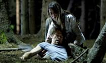 <p><span>Dir: Lars von Trier</span><br><span><em>Antichrist</em> may arguably be one of the most shocking movies ever made. Starring Willem Dafoe and Charlotte Gainsbourg as a couple who retreat to the country after their son dies, the film follows her descent into vengeful madness as she tortures her husband and herself through genital mutilation. In 2009 the BBFC approved the release of the film uncut so make sure you have a sickbag ready if you do manage to watch it.</span> </p>