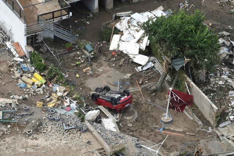 As the scale of the flood disaster became clearer, questions mounted in Germany about whether enough was done to warn residents ahead of time