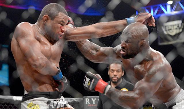 Muhammed Lawal happy to see Bjorn Rebney leave Bellator