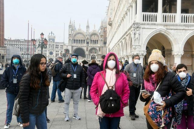 Virus deaths soar in Italy, US deploys national guard