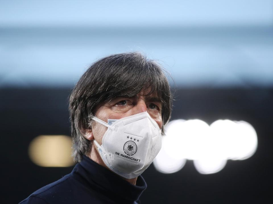 Joachim Low will leave his role as Germany coach after the Euros (Getty Images)