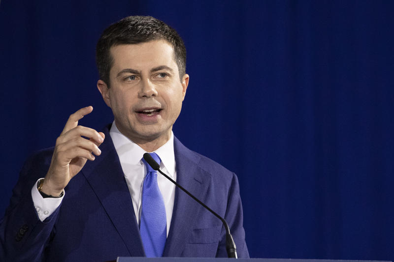 Buttigieg's small-town strategy faces steep test in Nevada