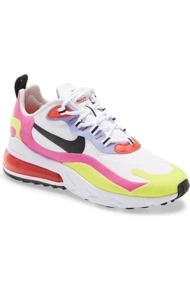 <p><span>Nike Air Max 270 React SE Sneaker</span> ($84, originally $160)</p>