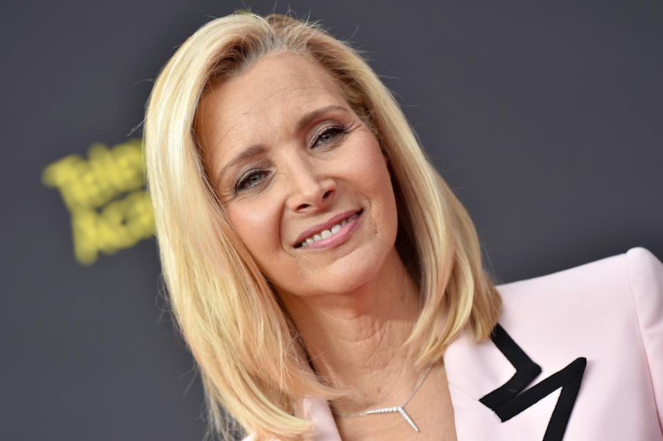 Kudrow also speculated on how Phoebe might be surviving self-isolation. (Photo: Axelle/Bauer-Griffin/FilmMagic)