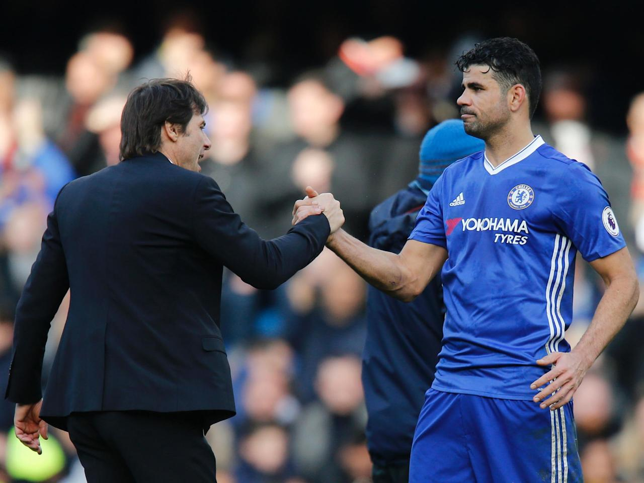 Chelsea could be stuck with Diego Costa with Fifa loan rules putting Atletico Madrid move in doubt