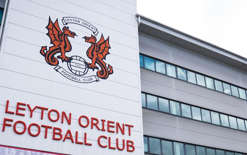 Leyton Orient defends itself against claims 'clear breakdown' of protocols led to Covid-19 outbreak - PA